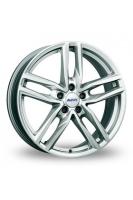 Alutec Ikenu Polar Silver 8.5x20 5x112 DIA66.6 ET38 Graphite