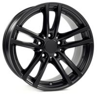 Alutec X10 racing black 7x17 5x120 DIA72.6 ET50 Polar Silver