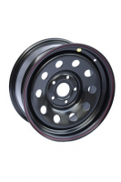 OFF-ROAD Wheels VW Amarok 7x16 5x120 DIA65.1 ET20 черный