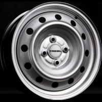 Trebl 52A36C 5.5x13 4x100 DIA60.1 ET36 Silver