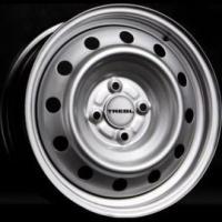 Trebl X40915 6x15 4x100 DIA60.1 ET40 Silver