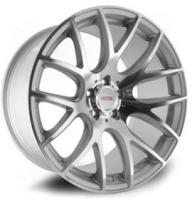 Vissol V-001 Silver Cut 9.5x18 5x112 DIA66.6 ET40